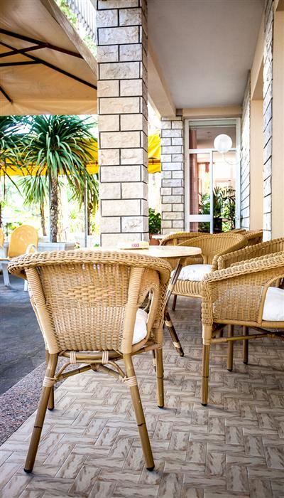 Foto del nostro hotel 3 stelle hotel milena pinarella for Bagno 3 stelle pinarella